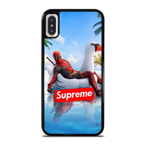 DEADPOOL SUPREME-iphone-x-case-cover