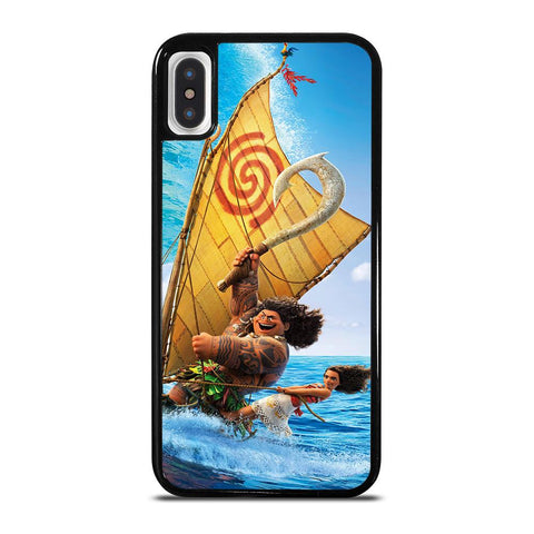 DISNEY MOANA-iphone-x-case-cover