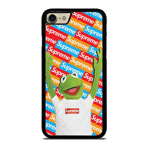 KERMIT FROG SESAME SUPREME-iphone-7-case-cover