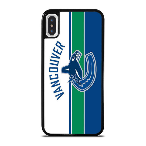 VANCOUVER CANUCKS LOGO-iphone-x-case-cover