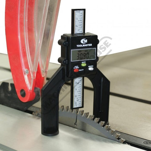 WHG-3U - Mini Digital Height Gauge - Wood Working 0-80mm Ideal for Saw Blades & Routers