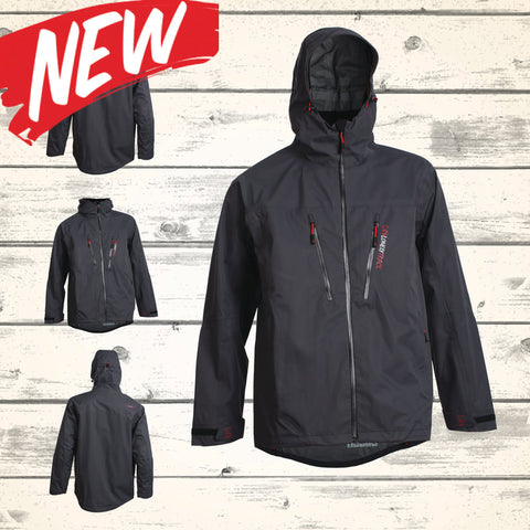 Outlander Jacket - Gunmetal - NEW!