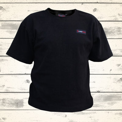 SouthWesta Fleece Tee Black