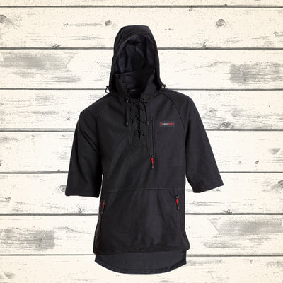 Wilder II Hooded Top - Black