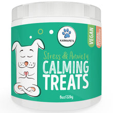 Load image into Gallery viewer, KarmaPets Calming Treats for Dogs - Hemp Infused for Anxiety Relief