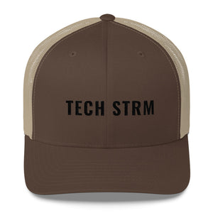 Techstrm Official Mesh Cap