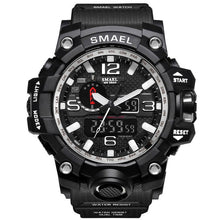 Load image into Gallery viewer, Men Military Watch 50m Waterproof watch