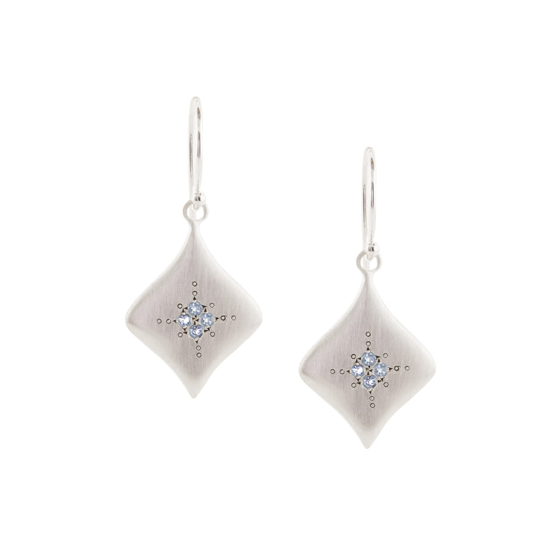 SILVER NIGHT EARRINGS