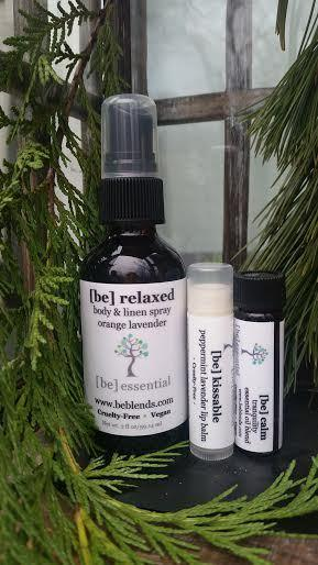 [be] calm Gift Set