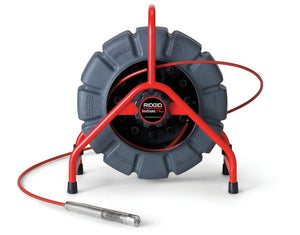 SeeSnake® Mini Self-Leveling Camera Reel 200'
