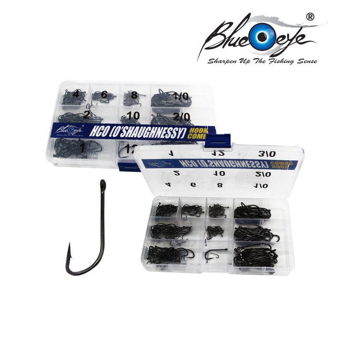 Blue Eye - Hook Combo Set HCO O'SHAUGHNESSY