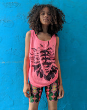 Load image into Gallery viewer, Neon Pink Unisex Tank Top