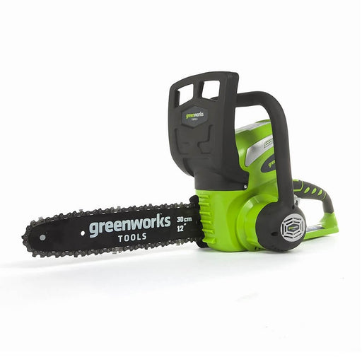GreenWorks 20292 40-Volt 12-Inch Tool-Less Cordless Chainsaw - Bare Tool