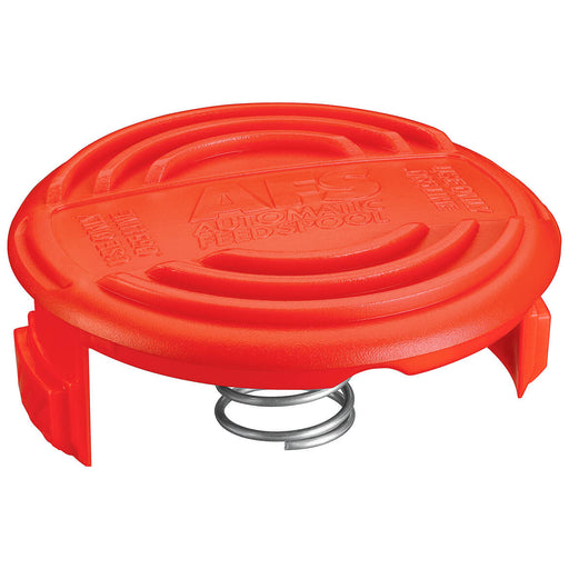 top view of  Black and Decker RC-100-P Replacement Spool Cap and Spring