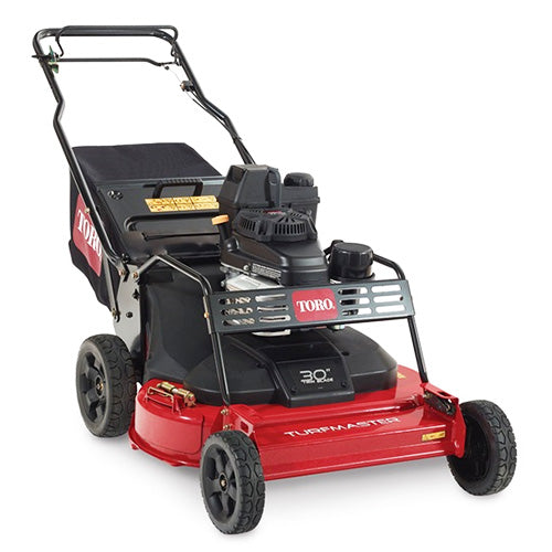 Toro 22210 179cc 30-Inch TurfMaster Self-Propelled Walk Behind Lawn Mower