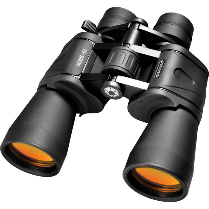 Barska AB10168 10-30x50 Multi-Coated Gladiator Zoom Ruby Lens Binoculars