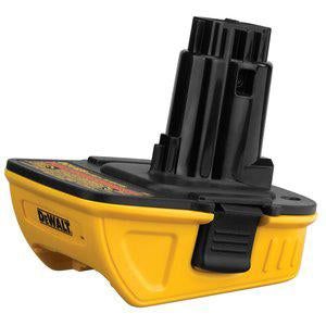 Dewalt DCA1820 18 - 20-Volt Lithium-Ion Battery Adapter for 18-Volt Tools