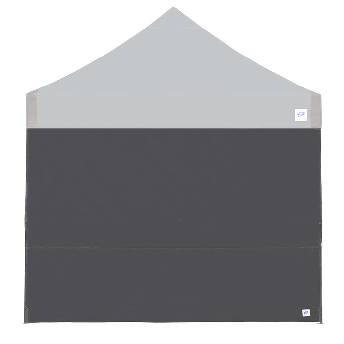 E-Z UP SW3SG10SLGY 10-Foot Fabric Straight Leg Shelter Sidewall, Steel Gray