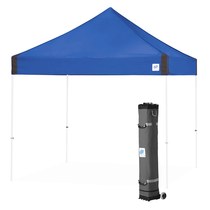 E-Z UP VG3WH10RB 10 x 10-Foot Vantage Instant Shelter Canopy, Royal Blue/White