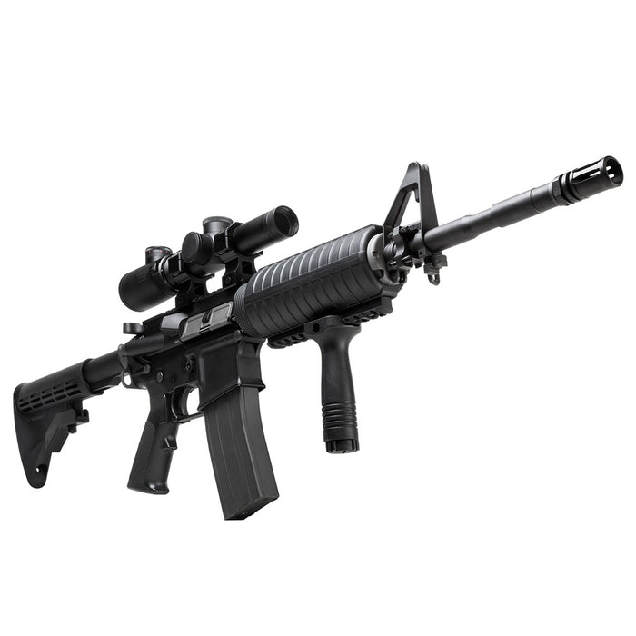 NcStar MARSHV2 4-1/2-Inch Picatinny Rail and Vertical Grip Combo