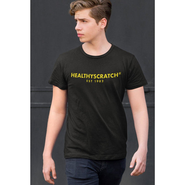 Healthy Scratch Mens Tee-Mens-Conway + Banks Hockey Co.-Conway and Banks Hockey Co.