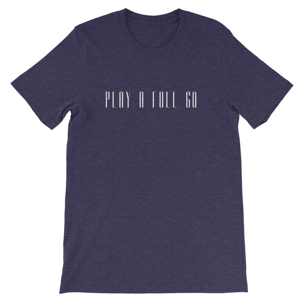 Full 60 Mens Tee-Mens-Conway + Banks Hockey Co.-Heather Midnight Navy-XS-Conway and Banks Hockey Co.