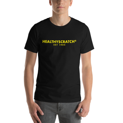 Healthy Scratch Mens Tee-Mens-Conway + Banks Hockey Co.-Small-Conway and Banks Hockey Co.