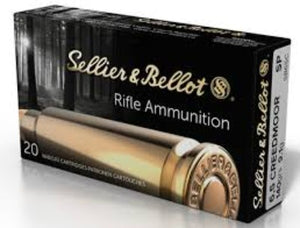 Sellier & Bellot 6.5 Creedmoor 140gr SP
