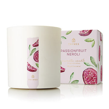 Passionfruit Neroli Poured Candle