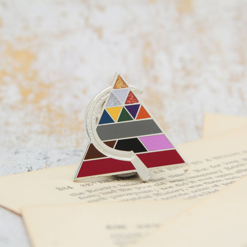 Heirarchy of Colors pin