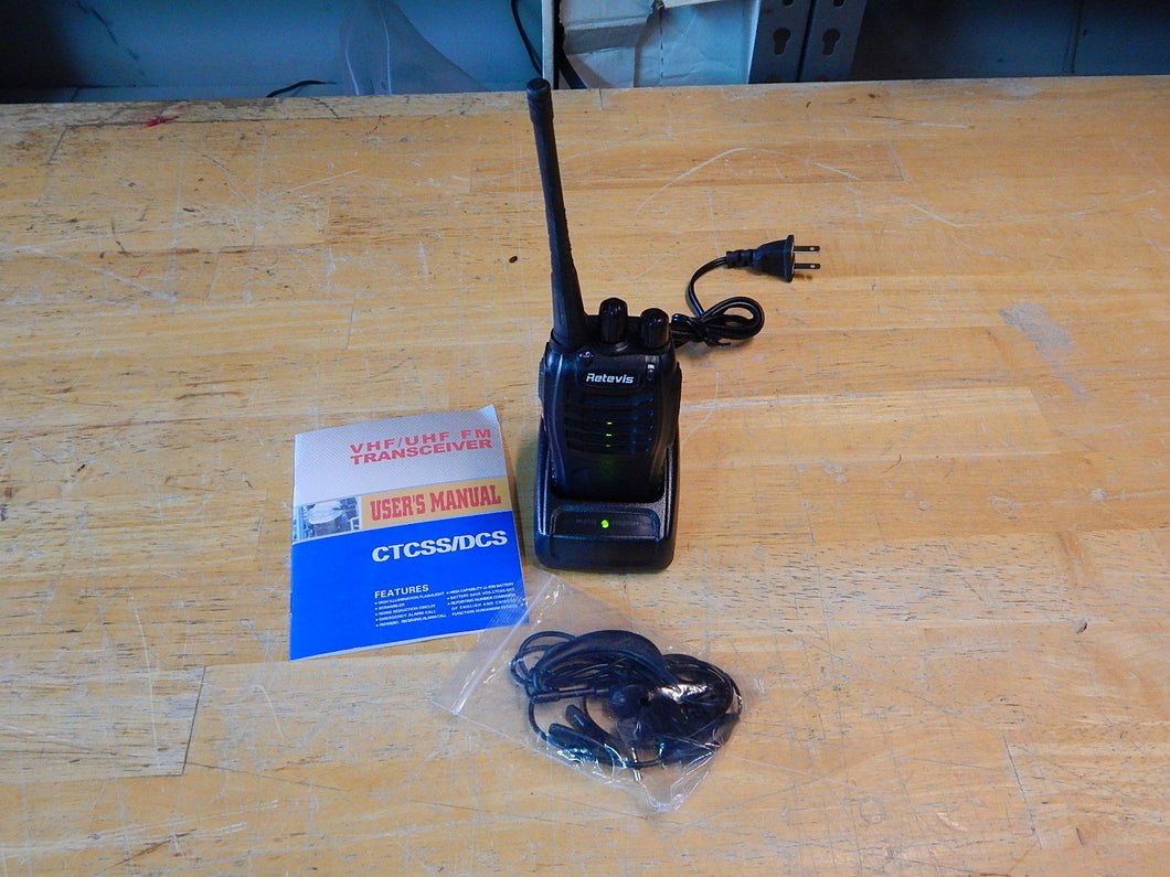 Baofeng BF-888S Hand Held Two Way UHF Radio