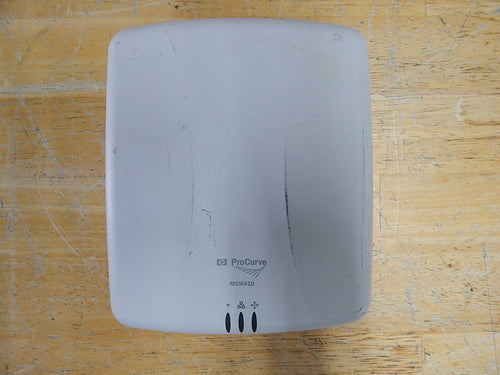 HP Pro Curve MSM410 PoE Wireless Access Point WAP 2.4/5 GHz J9426B