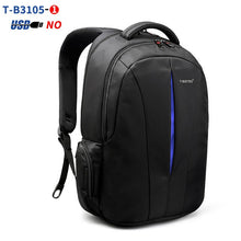 Load image into Gallery viewer, Tigernu Brand Waterproof 15.6inch Laptop Backpack NO Key TSA Anti Theft Men Backpacks