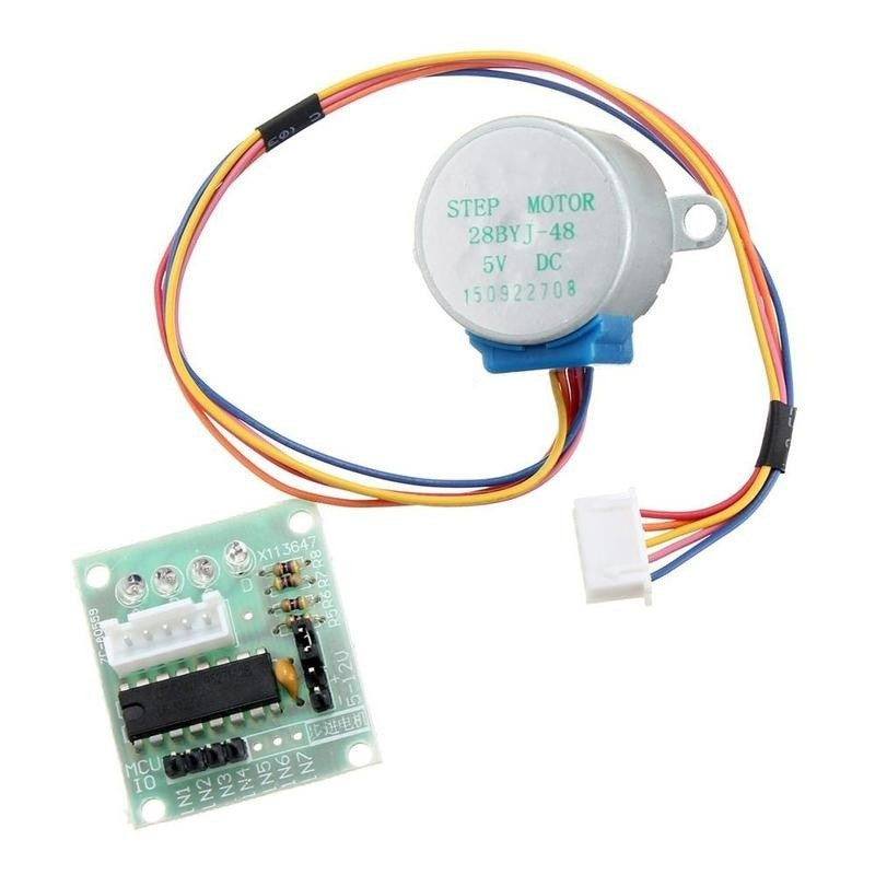 New Cable LED Test Module for Arduino DC 5V Stepper Motor + ULN2003 Driver Board