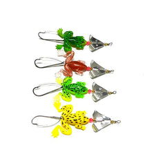 Load image into Gallery viewer, Spinnerbait Fishing Tackle
