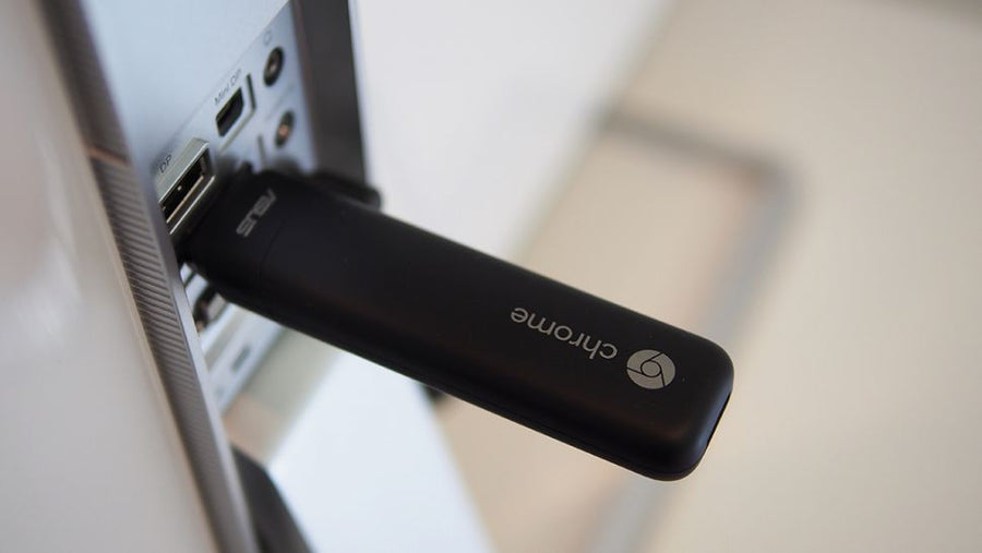 ASUS Chromebit – World's Smallest Chrome OS Device