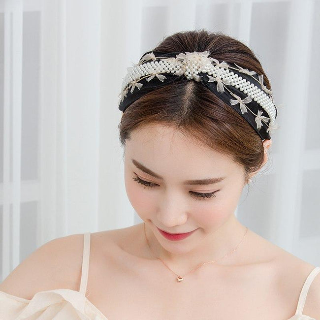 Boho hair accessories hoop fashion [The Best Affordable Online Ethnic Shop] - Unusual Trendy