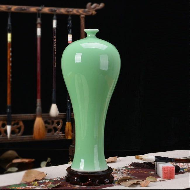 Jingdezhen handmade ceramic antique vase [The Best Affordable Online Ethnic Shop] - Unusual Trendy