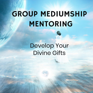 Group Mediumship Mentoring Monthly Plan