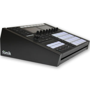 fonik stand for ni maschine mk3 in black