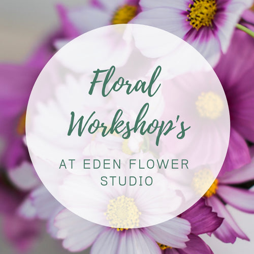 SPRING POSY WORKSHOP 31st October 2019