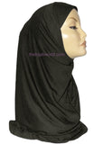 AL AMIRA HIJAB 1 PC. BLACK