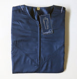 Zip Plain Mens THOBE/JUBBA - Navy