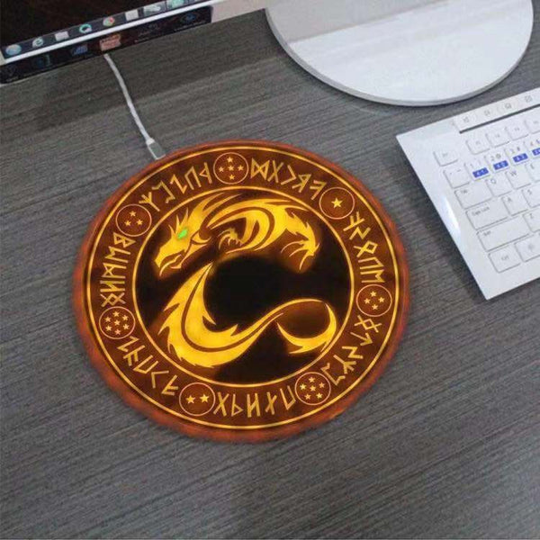 Dragon Glass Charging Pad