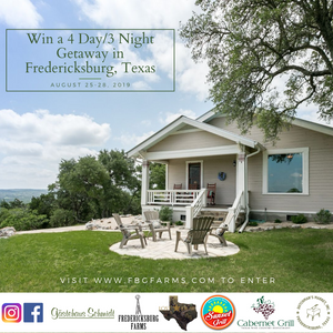 FREDERICKSBURG FARMS GIVEAWAY