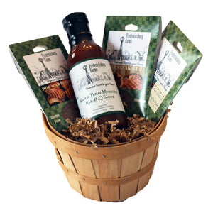BBQ Appreciation Basket