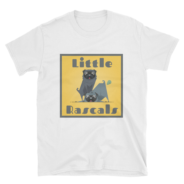 Little Rascals ~ Short-Sleeve Unisex T-Shirt Clothes PUGYOU