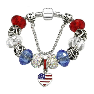 Star Spangled Sparkle™ Bracelet - SAVE 75%