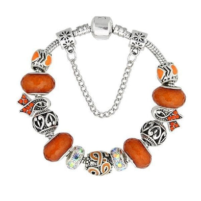 Amber Murano Glass™ Bracelet 50% OFF
