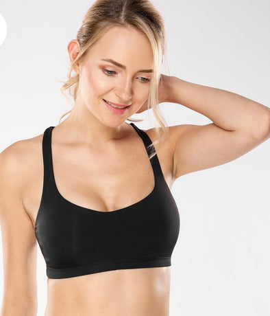Women's Light Support Cross Back